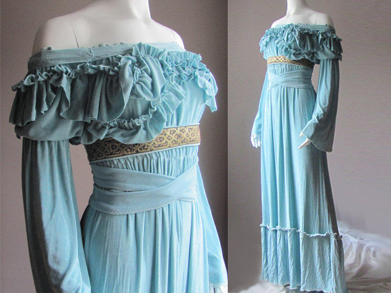 Renaissance Dress Fairy Dress Peasant From Maternityclothes On
