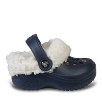 Toddlers' Fleece Dawgs - Navy with White (Special Offer)