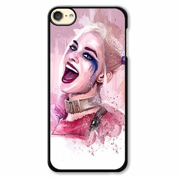 Margot Robbie As Harley Quinn iPod Touch 6 Case