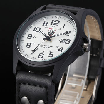 Men Watch Quartz Watch [6542563267]