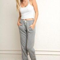 Brandy & Melville Deutschland - Rosa Sweatpants