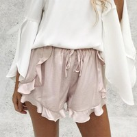 Chloe Drawstring Shorts