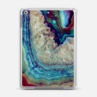 Agate multicolore iPad Air 2 case by lescapricesdefilles | Casetify