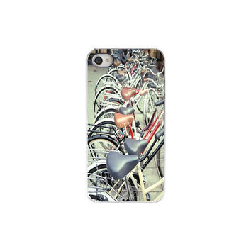 Bicycle IPhone 4 Case Fathers Day IPhone 4 / by Maddenphotography