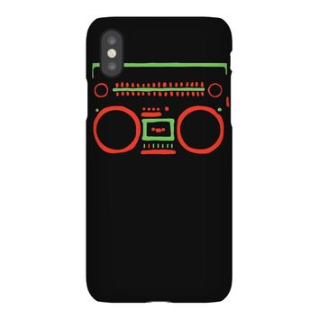 a tribe called quest   speaker hip hop the cutting edge iPhoneX