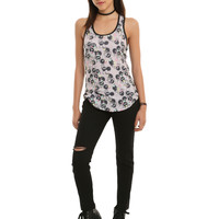 Her Universe Studio Ghibli Spirited Away Soot Sprites Girls Tank Top