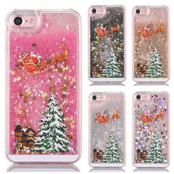 Stylish Hot Deal On Sale Cute Iphone 6/6s Iphone Christmas Phone Case [8365216513]