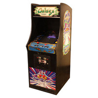 Refurbished Galaga Arcade Game