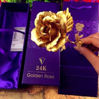 Eternal 24k Golden Rose