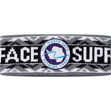 Supreme TNF Expedition Headband - Black
