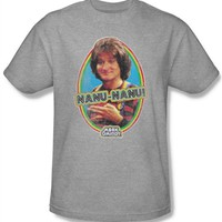 Mork and Mindy Nanu Nanu T-Shirt | Vintage TV Show T-Shirt