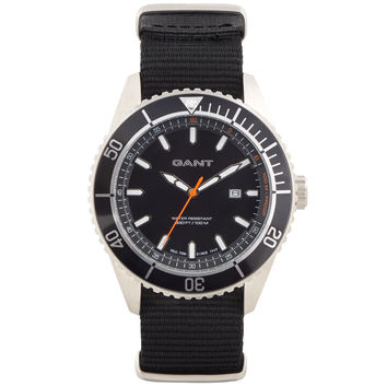 Seabrook Military Watch - Black
