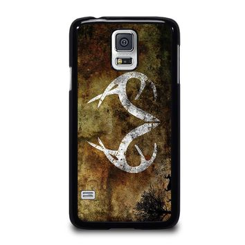 REALTREE DEER CAMO Samsung Galaxy S5 Case Cover