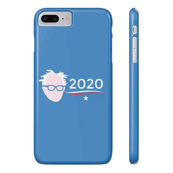 Bernie Sanders for President 2020 Case Slim iPhone 7 Plus
