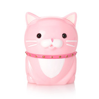 FOREVER 21 Cat Frenzy Berry Lip Balm Pink/White One