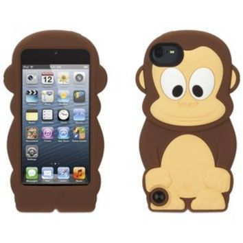 Walmart: KaZoo Monkey iPod touch 5 Case, Brown