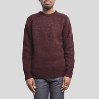 Anglistic Sweater / Damson Heather