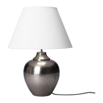 "ÅSELE Table lamp - silver color - 1 ' 10 "" - IKEA"