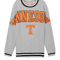 University Of Tennessee Varsity Crew with Rib Trim - PINK - Victoria's Secret