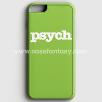 Psych Tv Series iPhone 6/6S Case | casefantasy