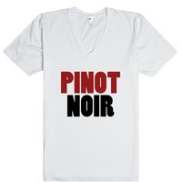 Pinot Noir | V-Neck T-shirt | SKREENED