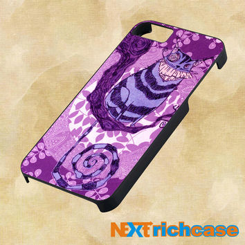 Cheshire Cat For iPhone, iPod, iPad and Samsung Galaxy Case