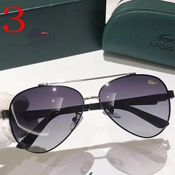 Perfect Lacoste Fashion Men Summer Sun Shades Eyeglasses Glasses Sunglasses
