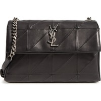 Saint Laurent West Hollywood Patchwork Leather Shoulder Bag | Nordstrom
