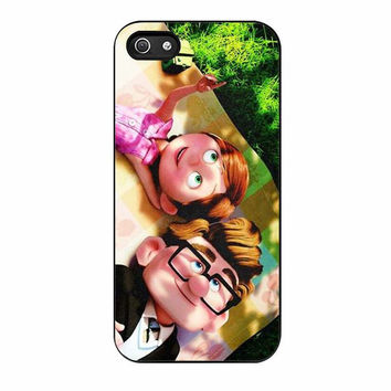 up disney carl ellie cases for iphone se 5 5s 5c 4 4s 6 6s plus