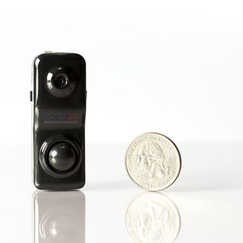 Catch Intruders w/ iMotion 2.0 - 3 Day Motion Detection Mini Hidden Security DVR