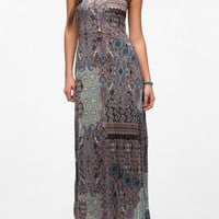 Urban Outfitters - Staring At Stars Knit Cutout Maxi Dress