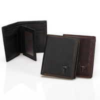 Men Casual Leather Wallet [9026227203]