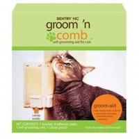 Sentry HC Groom n Comb for Cats