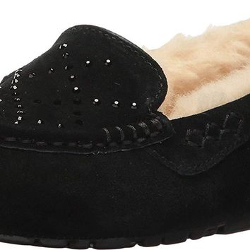UGG Womens Ansley Crystal Diamond Box