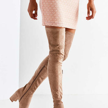 Jeffrey Campbell Cienega Over-The-Knee Boot | Urban Outfitters