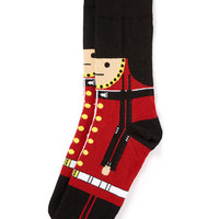 Red Queens Guard Socks