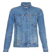 Stand-collar denim jacket | Helmut Lang | MATCHESFASHION.COM US