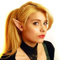 Aradani Costumes Anime Elf Ears - Ear Tips