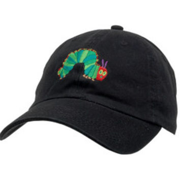 Very Hungry Caterpillar Baseball Hat | The Eric Carle Museum of Picture Book Art