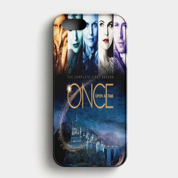 Once Upon A Time Captain Hook Believe 2 201 iPhone SE Case