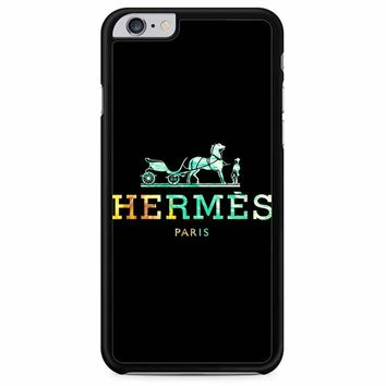 Hermes Logo 2 iPhone 6 Plus/ 6S Plus Case