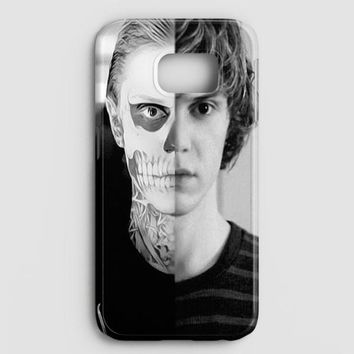 American Horror Story Tate Langdon Evan Peter Samsung Galaxy S7 Edge Case | casescraft
