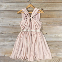 Withering Chiffon Dress