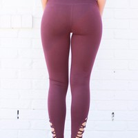 CHARLIE GYM LEGGING
