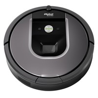 iRobot Roomba 960 Robotic Vacuum Cleaner-R960020 - The Home Depot