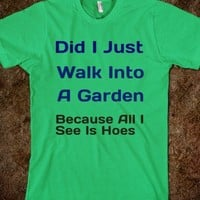 gardenn hoess shirt
