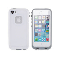 Waterproof Shockproof Snowproof Dirtproof Durable Case Cover For iPhone 5 5S New