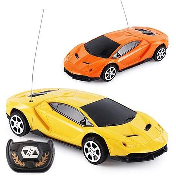 2019 NEW 1:24 RC Car Driving Sports Cars Drive Models Remote Control Car Gift for Children