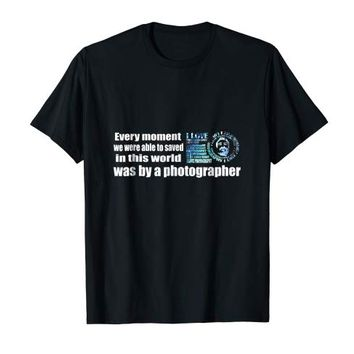 photographer | T-shirt design