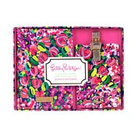 Luggage Tag and Passport Holder {Wild Confetti} - Lilly Pulitzer